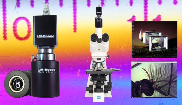 Am t vw dino lite pro mikroskop mpx weisse und uv