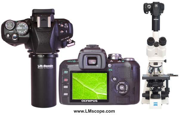 Einsatz der digitalen spiegelreflexkameras olympus e e