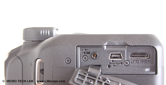 Canon dslr eos d u mikroskopkamera mit unschlagbarem preis