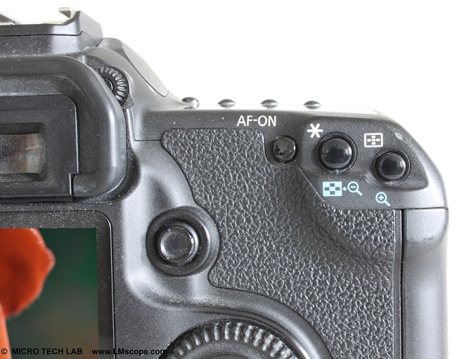 Test: The Canon EOS 40D on the microscope – a DSLR classic