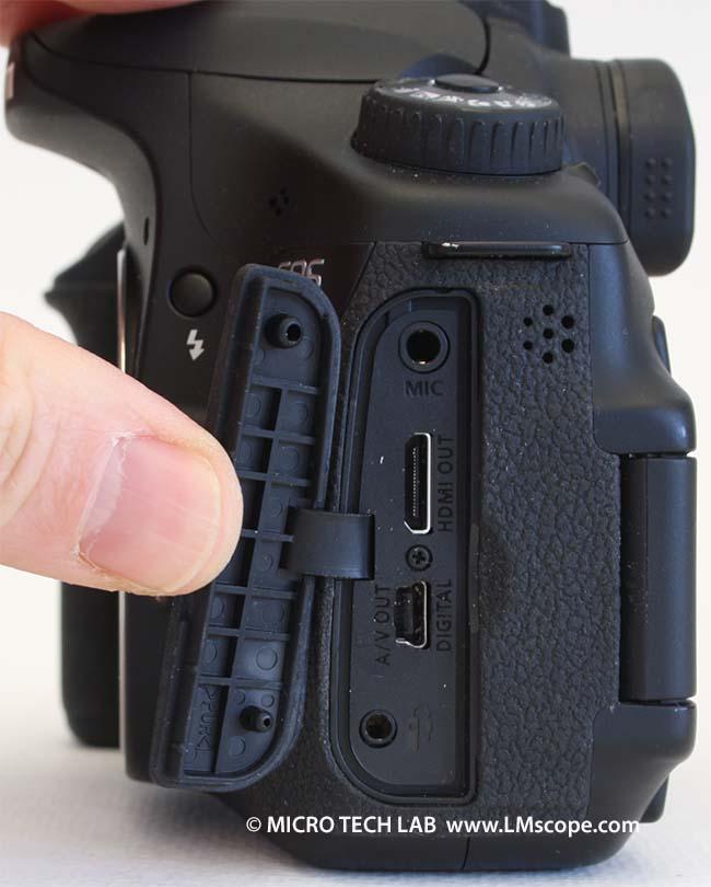 Informe de la prueba - Canon EOS 60D