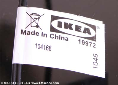 Ikea made in China