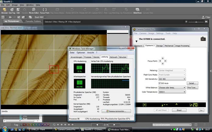Testing report: Nikon Camera Control Pro2