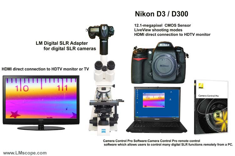 A milestone in digital microscopy and microphotography – the Nikon ...