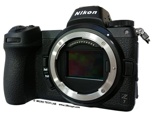 Spiegellosen systemkameras nikon z z als high end usb
