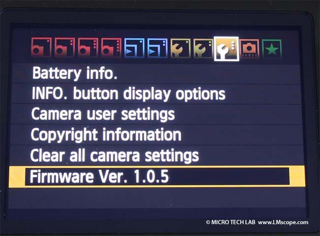 Canon eos 600d firmware updates canon camera driver.