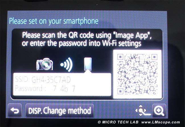 Panasonic remote control app for mirrorless system cameras