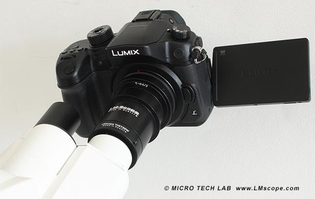 Panasonic Lumix DC-GH5 an interesting solution for long-term