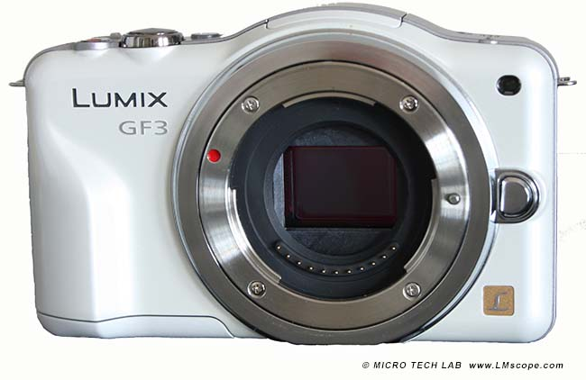 Panasonic Lumic GF3