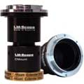 LM digital SLR universal wide-field adapter: now with larger image field and focus settings
