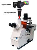 Equipping Zeiss Axiovert 10 (35 /35M / 405M) with LM digital adapters for photomicrography