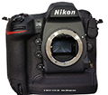 Nikon's high-speed professional DSLR – the Nikon D5 – tested on the microscope